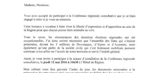 Conférence Régionale consultative-001