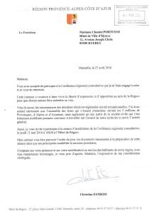 Lettre CE Conférence Régionale-001